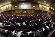 Papa Francisco na abertura da cúpula histórica, no Vaticano, sobre abusos sexuais na Igreja Católica