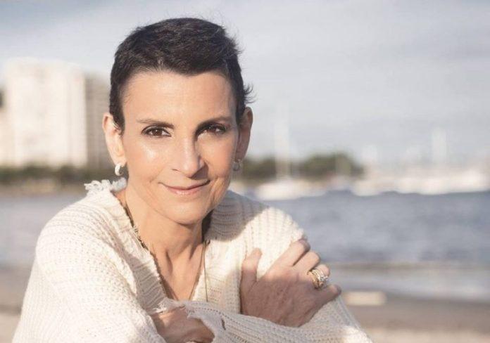 A cantora e pastora Ludmila Ferber foi diagnosticada com câncer de pulmão em maio de 2018