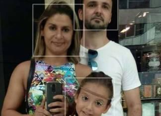 Família do pastor Claudio Rodrigues, 40, que morreu em desabamento de prédio em Muzema, na zona oeste do Rio - Reprodução