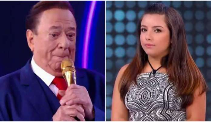 Raul Gil chora morte da cantora mirim Yasmin Gabrielle