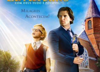 """Cartaz do filme """"Eu Acredito"""", que estreia dia 6 de junho nos cinemas"""