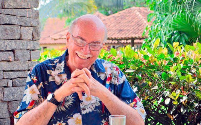 Pastor Jaime Kemp (Foto: Rafael Ventorim)