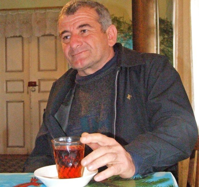 Pastor Hamid Shabanov, no Azerbaijão