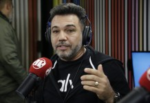 O pastor e deputado federal Marco Feliciano (Podemos-SP) foi o convidado do Pânico, na rádio Jovem Pan, nesta segunda-feira, 22 de julho 2019