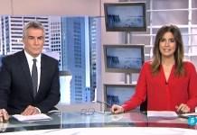 Jornal do canal espanhol Telecinco
