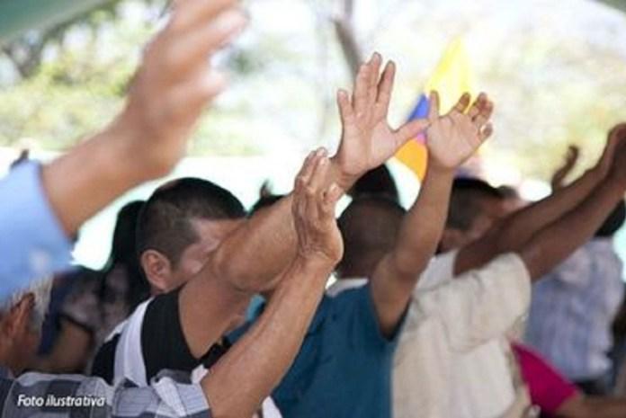 Cristãos na Colômbia
