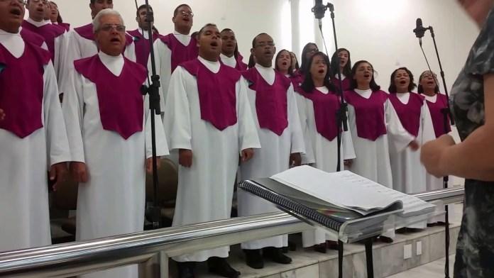 Coral evangélico