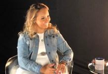 Bruna Karla em entrevista ao site Pleno.News