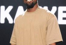 """Kanye West está lançando seu novo álbum """"Jesus is King"""", com músicas temáticas cristãs."""