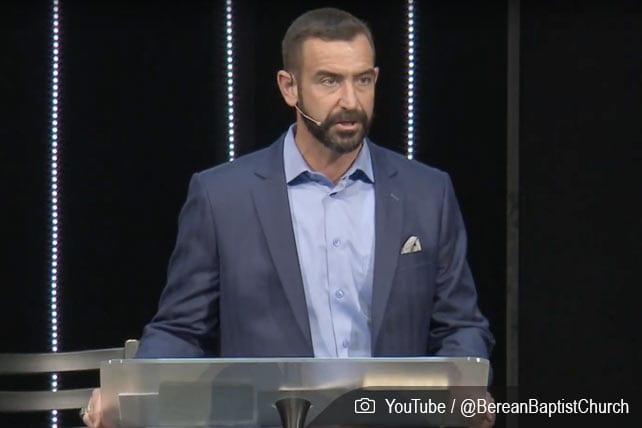 Pastor Wes Feltner é acusado de abuso sexual na Igreja Batista do Sul, nos EUA
