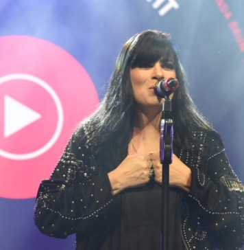 Fernanda Brum no 1º YouTube Music Night (Foto: Samuel Santos/Pleno News)