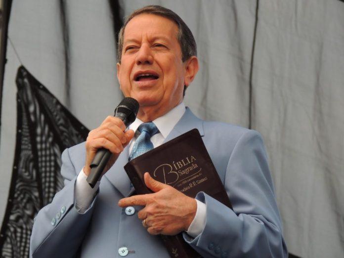 Igreja Internacional da Graça de Deus, do pastor Romildo Ribeiro Soares, está no topo do ranking das igrejas evangélicas que mais devem à Receita Federal.