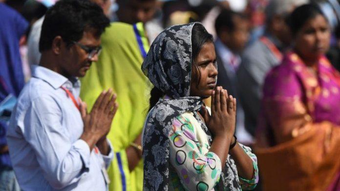 Cristãos em Bangladesh