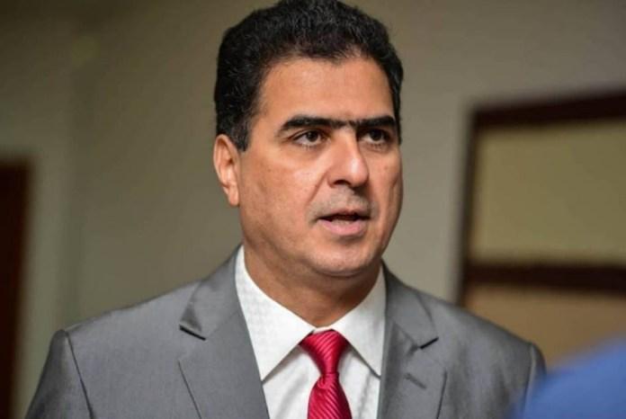 Emanuel Pinheiro, prefeito de Cuiabá, MT