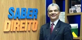 Gilberto Garcia no Programa Saber Direito