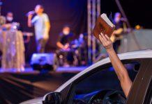 Culto drive-thru