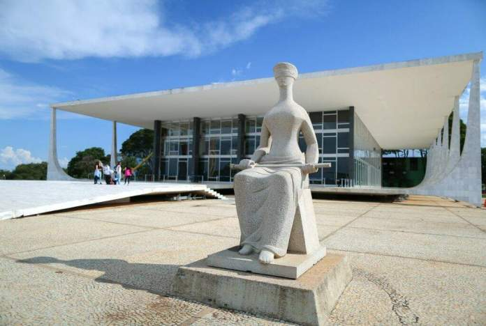 Prédio do Supremo Tribunal Federal (STF)