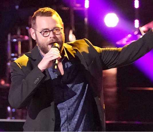 Pastor Todd Tilghman venceu o The Voice