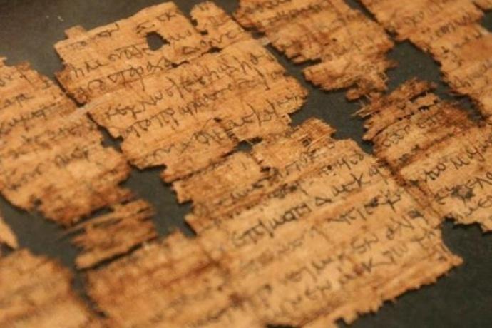 Manuscrito do Mar Morto