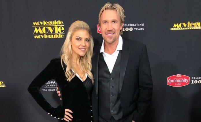 David A. R. White e Andrea Logan anunciam divórcio (Foto: Reprodução)