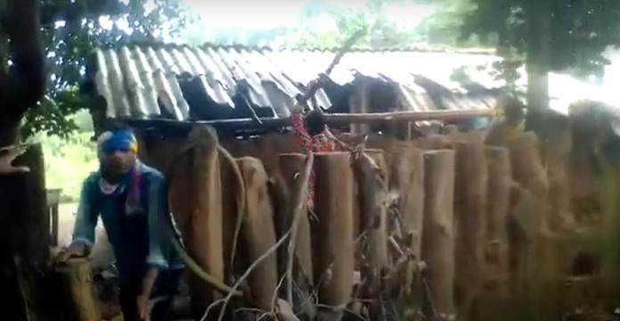 Casas de cristãos são destruídas na Índia
