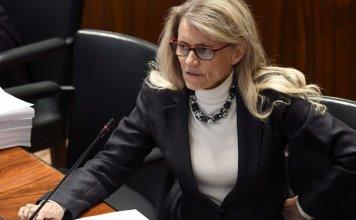 Päivi Räsänen ocupa uma cadeira no parlamento finlandês há mais de 15 anos. (Foto: LEHTIKUVA / JUSSI NUKARI)