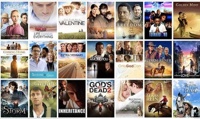 A Pure Flix transmite filmes e programas evangélicos por assinatura nos EUA. (Foto: Divulgação/Pure Flix Insider)