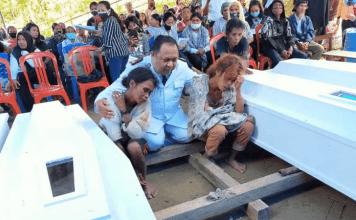 Os quatro cristãos que foram mortos eram vizinhos na aldeia Sulawesi, na Indonésia