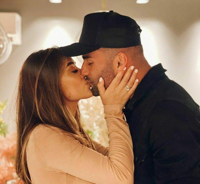 Isadora Pompeo e Thiago Maia se casam em cerimônia só para família