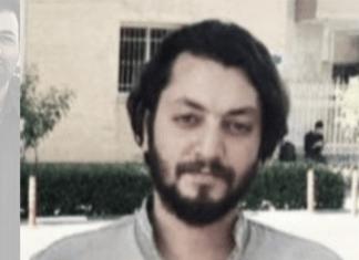 Yasser Mossayebzadeh foi preso em 2018. (Foto: Reprodução / Artigo 18)