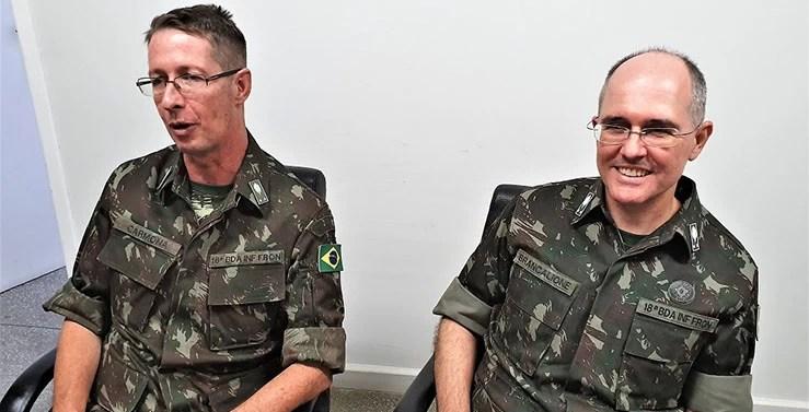 Read more about the article Solenidade no 17º BFron, marca troca de comando da 18ª Brigada, no dia 23