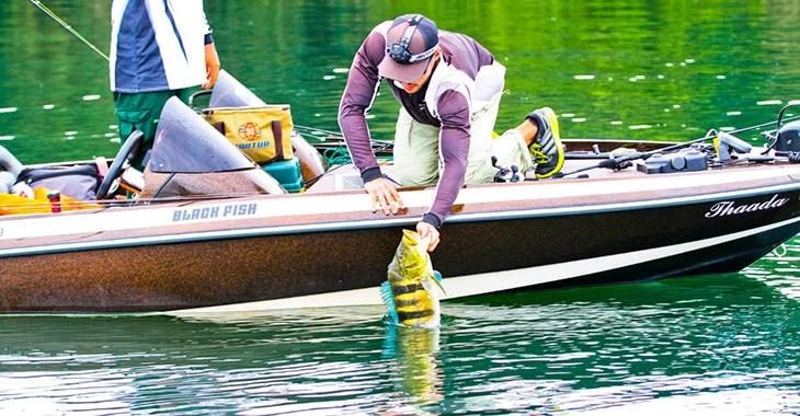 Read more about the article No último feriadão antes da Piracema, Imasul alerta para regras da pesca sustentável