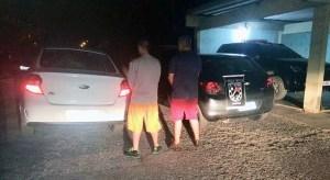 Read more about the article Dupla que levaria carros furtados de locadora para Bolívia são presos pela Polícia