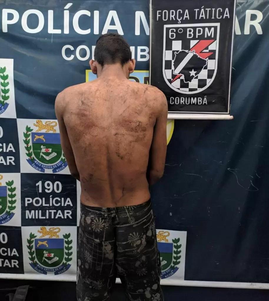 Read more about the article Vítima tem celular roubado em ponto de ônibus no bairro Popular Velha