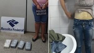 Read more about the article Mulheres são presas ao tentar entrar com cocaína pela fronteira em Corumbá