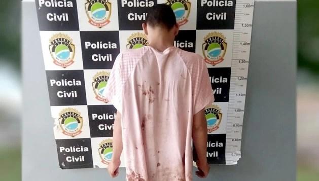 Read more about the article Polícia Civil de Ladário prende autor de furtos em série