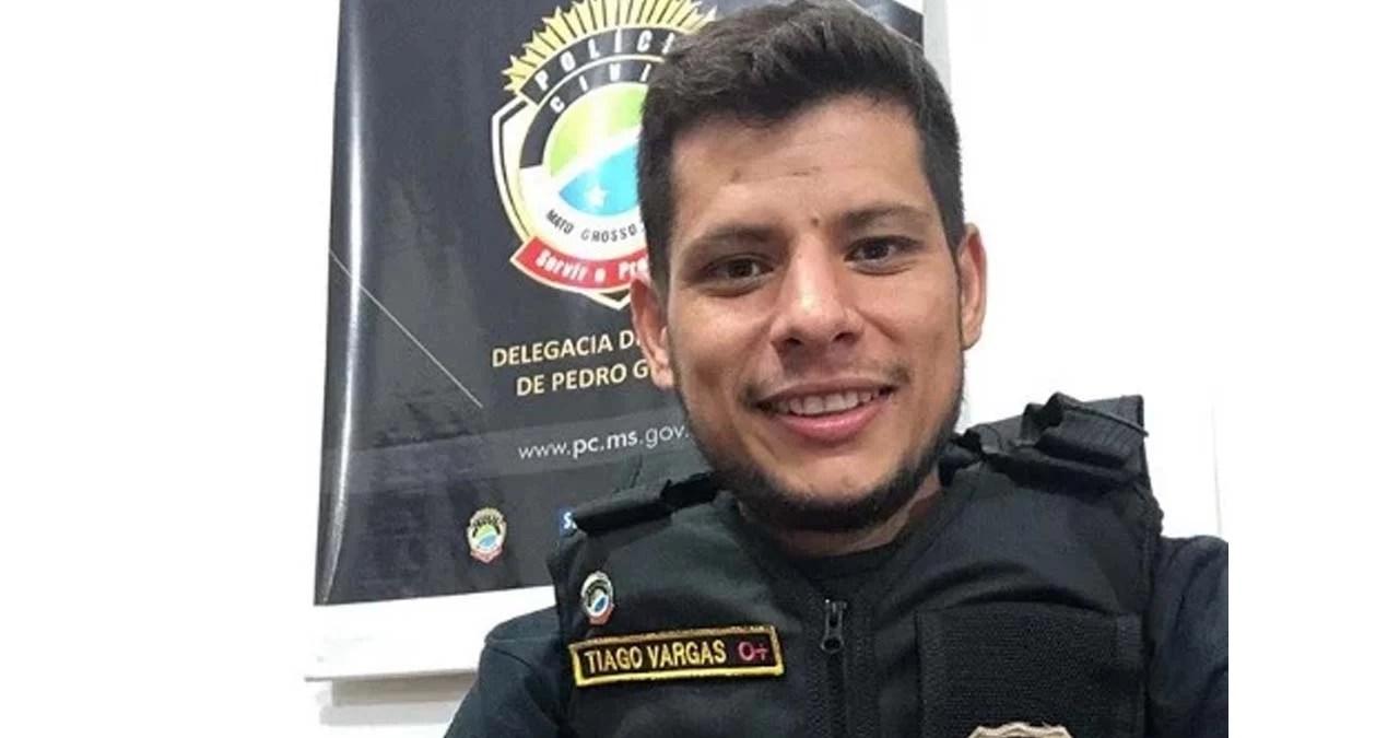 Read more about the article Policial é demitido após criticar corrupção em MS e acusa Reinaldo de perseguição