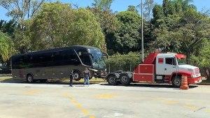 Read more about the article Ônibus que realizava transporte clandestino de passageiros até Corumbá é apreendido pela ANTT