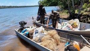 Read more about the article PMA e Imasul iniciam Operação Piracema, reforçando a fiscalização nos rios do Estado