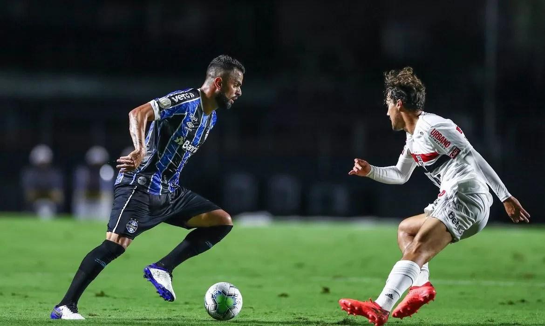 Read more about the article São Paulo e Grêmio duelam por vaga na decisão da Copa do Brasil