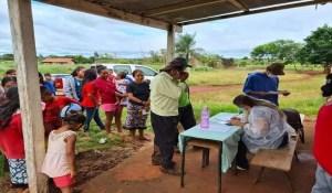 Read more about the article 18 mil indígenas já foram vacinados em MS