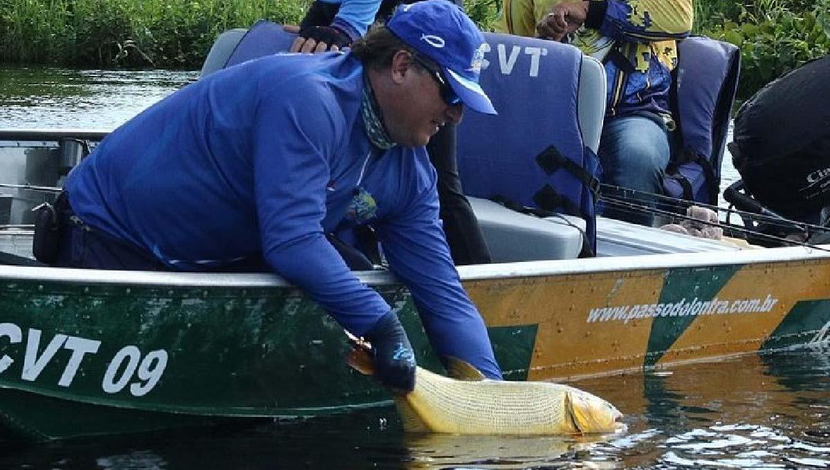 Read more about the article Abertura da temporada pesque-solte movimenta setor turístico em Corumbá