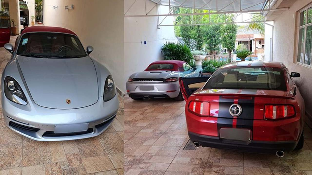 You are currently viewing Operação Mamon: Flagrado com Porsche na garagem afirma ganhar R$ 3 mil para PF