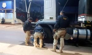 Read more about the article Criminosos são presos após manter família refém durante roubo de carreta em Campo Grande