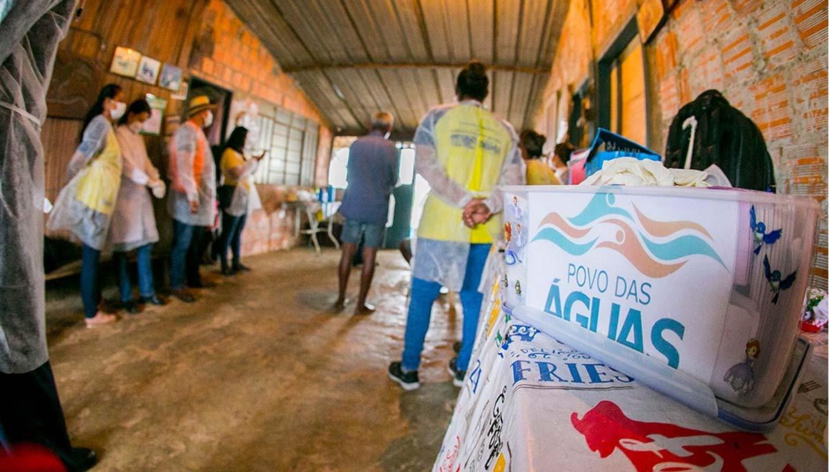 You are currently viewing A partir de sábado, programa Povo das Águas atende ribeirinhos do baixo Pantanal