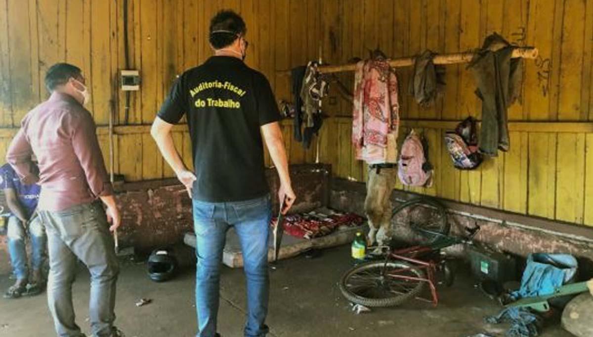 Read more about the article Operação liberta 11 indígenas em condições análogas a escravidão na fronteira de MS