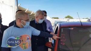 Read more about the article Secretário estadual de saúde acompanha abertura da vacinação em massa em Corumbá