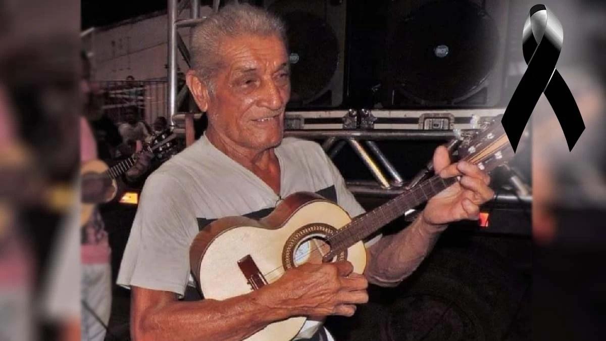 You are currently viewing Liesco lamenta morte do instrumentista Ramão Cuíca