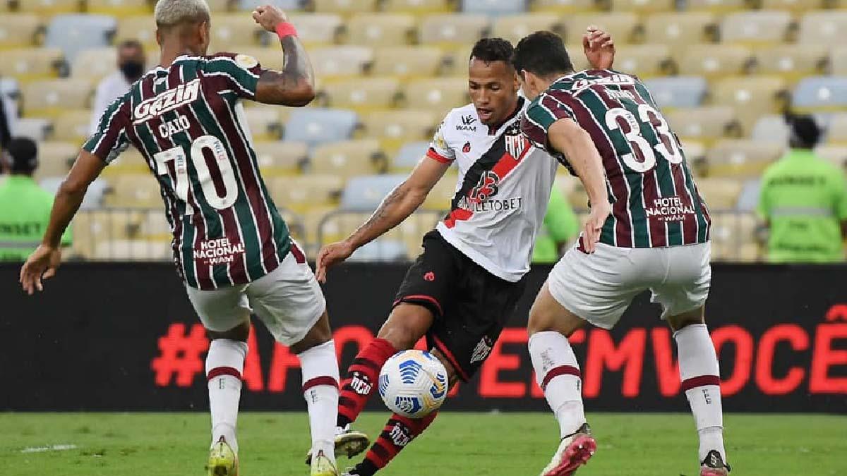 You are currently viewing Fluminense e Atlético-GO empatam no Maracanã