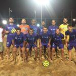 Guarapari Beach Soccer avança para 2ª etapa de competição estadual